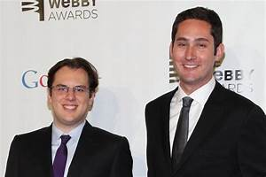Instagram co-founders Kevin Systrom and Mike Krieger ...