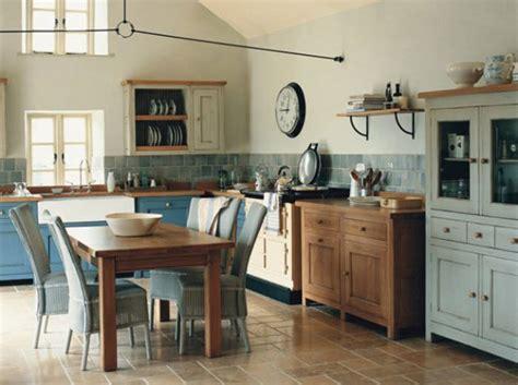 les cuisines de marine cuisines comme à la cagne décoration