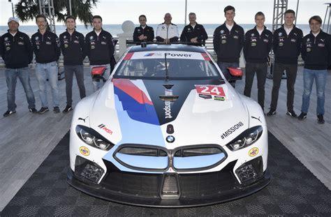 Bmw M8 Race Car Revealed
