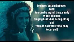Lana Del Rey - Ride {Full Lyrics} - YouTube