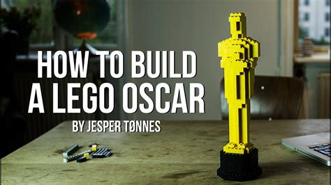 How To Build A Lego Oscar  Youtube