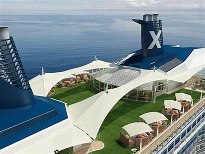 Celebrity Silhouette Cruise Lawn Club Cruises Ship