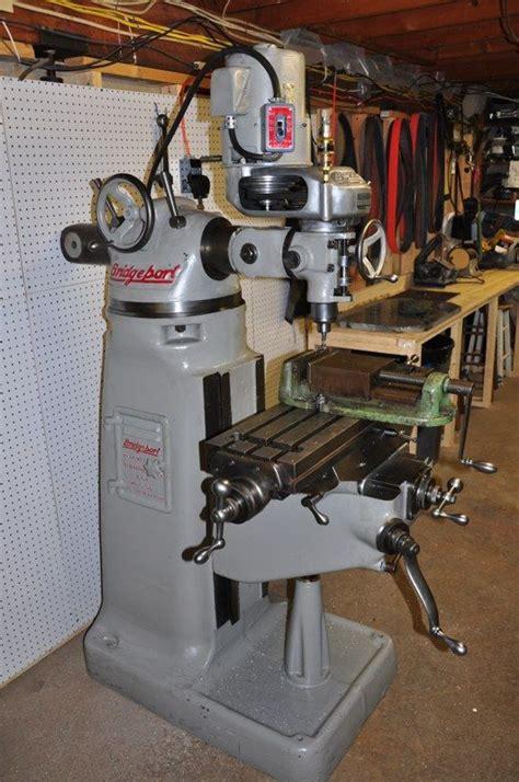 bridgeport  head milling machine machine tools machine