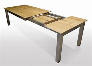 Tisch Wildeiche Ausziehbar Esstisch Tisch Esszimmertisch