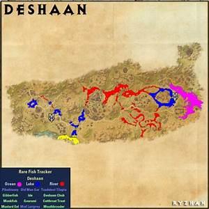 Deshaan Angler - Achievements - Esohead - Elder Scrolls