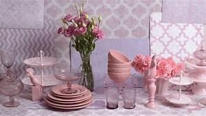 Vintage Deko Küche : dekoration altrosa m belideen ~ Sanjose-hotels-ca.com Haus und Dekorationen