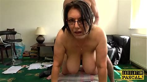 Busty British Milf Roughly Fucked Doggystyle Xvideos