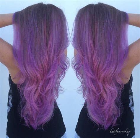 pastell lila haare pastell lila haar verl 228 ngerungen knallige haarfarben