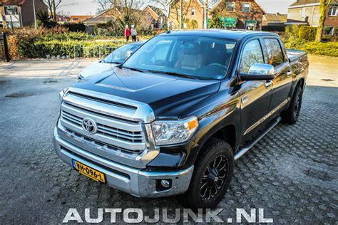2015 Toyota Tundra 1794 Edition by Toyota Tundra 1794 Edition 2014 Foto S 187 Autojunk Nl 137823