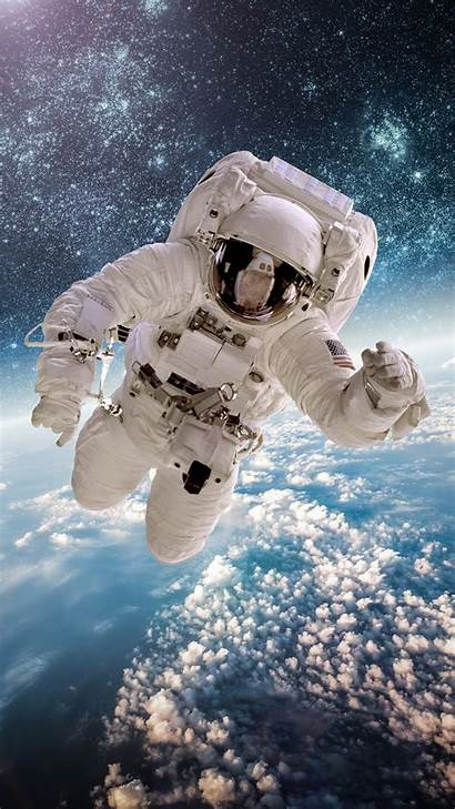 Astronaut Iphone Space Wallpapers Plus Astronauts Floating