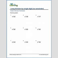 Fourth Grade Math Worksheets  Free & Printable  K5 Learning