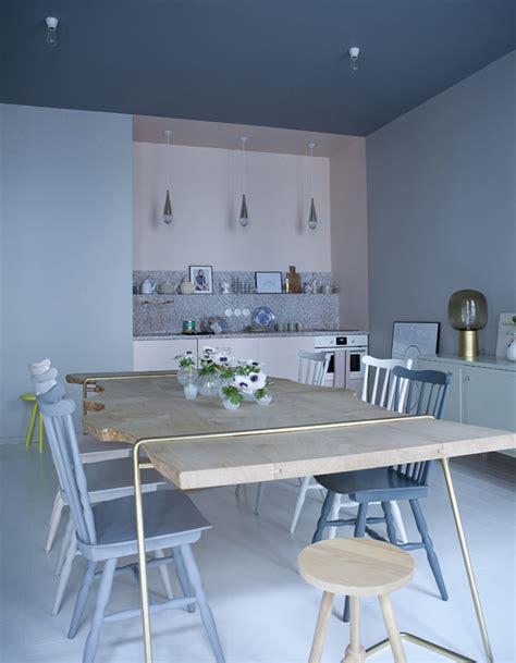 comment peindre une chambre en deux couleurs comment peindre une chambre en deux couleurs chambre bleu