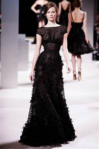 black lace wedding dress sangmaestro With long black dress for wedding