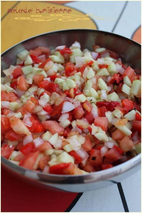 mes brouillons de cuisine salade tunisienne un pur instant de fra 238 cheur quot mes brouillons de cuisine
