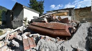 cemetery supplies why italian region wasn 39 t ready for earthquake opinion