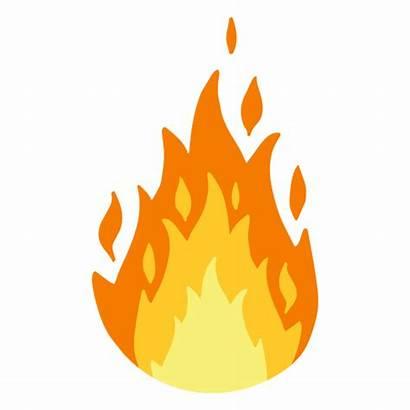 Flame Fire Transparent Flames Clipart Background Svg