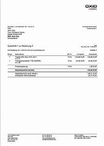 1 Und 1 Rechnung : oxid eshop 5 gutschrift oxrefund ce 2 1 stable ce ~ Themetempest.com Abrechnung