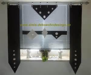 gardinen modern gardinen gardinen modern 4 teilig ein designerstück simmis bei dawanda