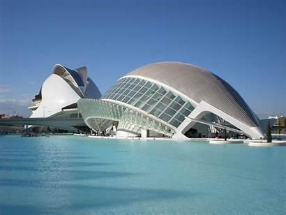 Architecture Modern Madrid Monuments Alien Spain Ezio