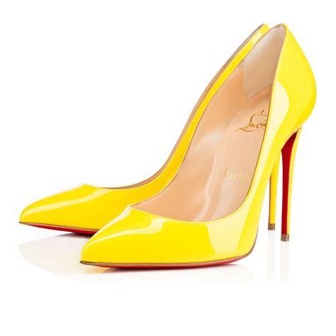 siege social louboutin christian louboutin yellow pigalle