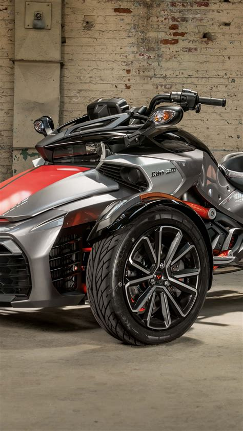 wallpaper   spyder   concept tricycle cars
