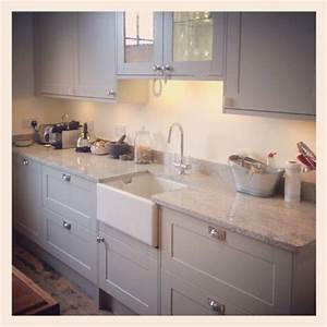 brilliant white kitchen units with grey worktop granite With kitchen furniture howdens