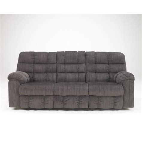 microfiber sectional recliner sofa ashley furniture acieona microfiber reclining sofa in