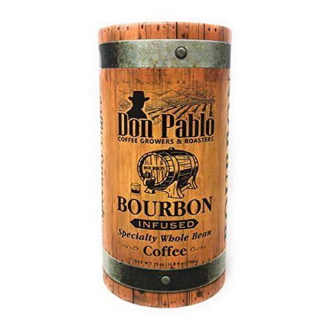 Don pablo coffee ⭐ , turkey, antalya, gazipaşa, pazarcı mah., uğur mumcu cad.: Don Pablo Bourbon Infused Whole Bean Coffee 25 oz - Walmart.com - Walmart.com