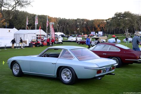 1968 Lamborghini Islero Image. Chassis number 6201. Photo ...