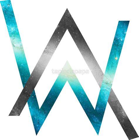 """alan Walker"" Stickers By Tapindapapa Redbubble"