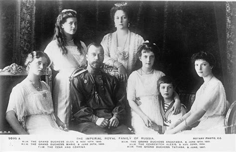 Dna Confirms Remains Of Russian Royal Family