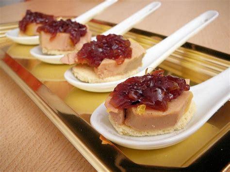 recette de canapé photos canapé foie gras recette