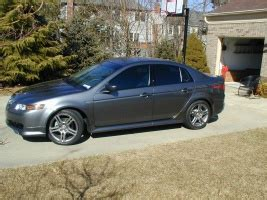 2004 Acura Tl Tire Size by Acura Tl Custom Wheels Sport Edition E1 18x8 0 Et 45