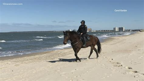 virginia beach police attempt  enforce stay  home