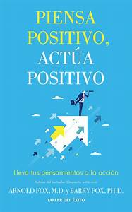 Piensa Positivo  Act U00faa Positivo