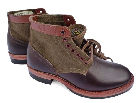 """The """"trooper Boots"""" By Mister Freedom®, Made In Usa"""