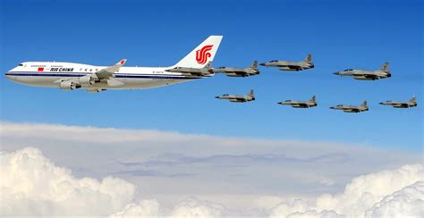 one bedroom home plans the aviationist photo shows china s air one