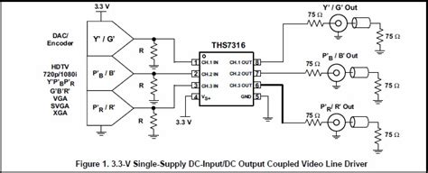 Simple Channel Rgb Amplifier Circuit Avr Freaks