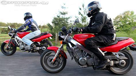 Honda Hawk Gt Born Before Its Time  Motorcycle Usa