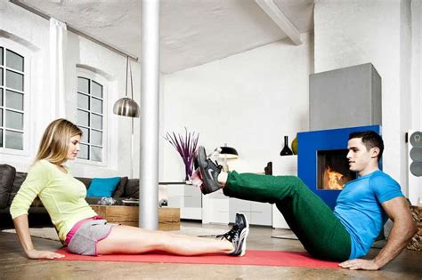 fitnessuebungen fuer zuhause effektive uebungen und tolle