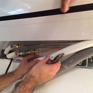 Installation D Une Climatisation : climatisation r versible gainable pompe chaleur air air daikin hitachi ~ Nature-et-papiers.com Idées de Décoration