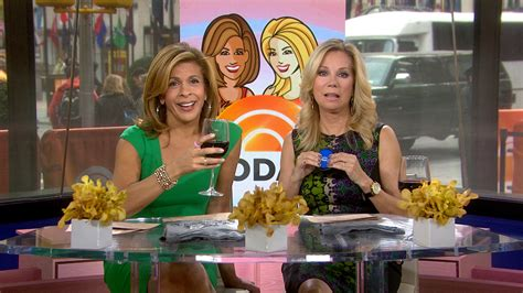 klg and hoda hoda klg we apologize for the wine shortage today com