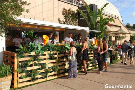 pop up garden garden bar pop up at the sydney opera house