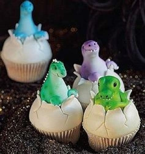 dinosaur cupcakes recipe dinosaurs pictures  facts