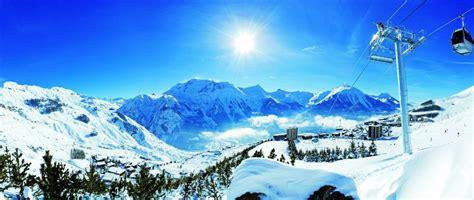 chalet plans dans quel massif français skier cet hiver