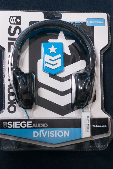 siege adeo siege audio the division macbsの日常生活的日記
