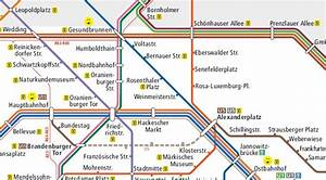 Berlin Bvg Plan : metro map of u bahn plan berlin ~ Watch28wear.com Haus und Dekorationen
