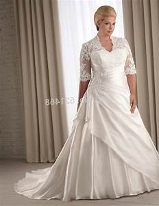 Wedding dresses for bigger girls update may fashion 2018 for Wedding dresses for bigger ladies