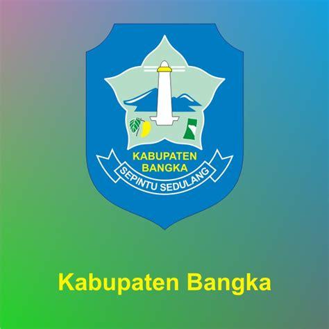lambang kabupaten  kotamadya propinsi bangka belitung