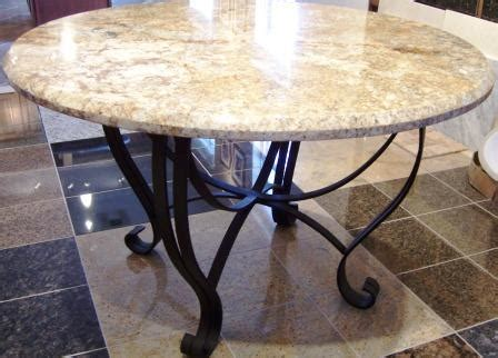 wrought iron granite table top dinning table 999 00